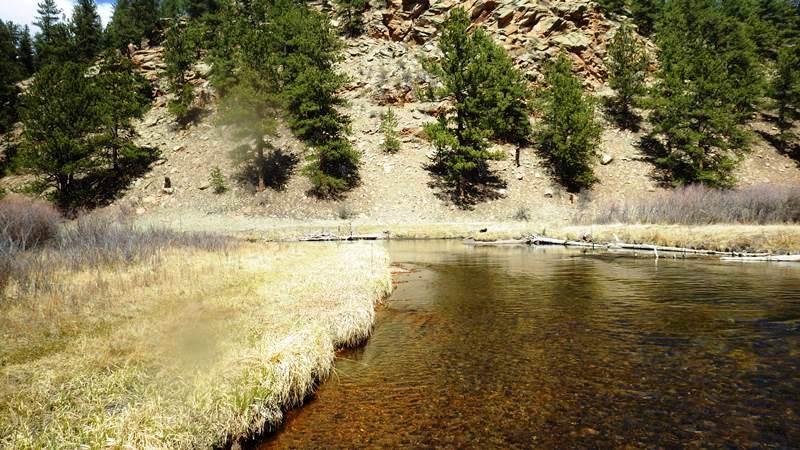 Il y a une infinité de rivières à pêcher en Amérique