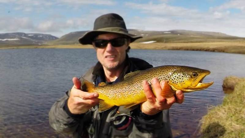 Yannick JOUAN, un excellent pêcheur qui m'a beaucoup appris!