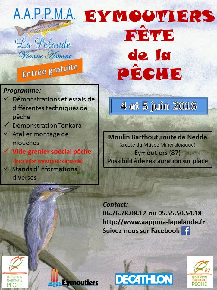 Affiche AAPPMA