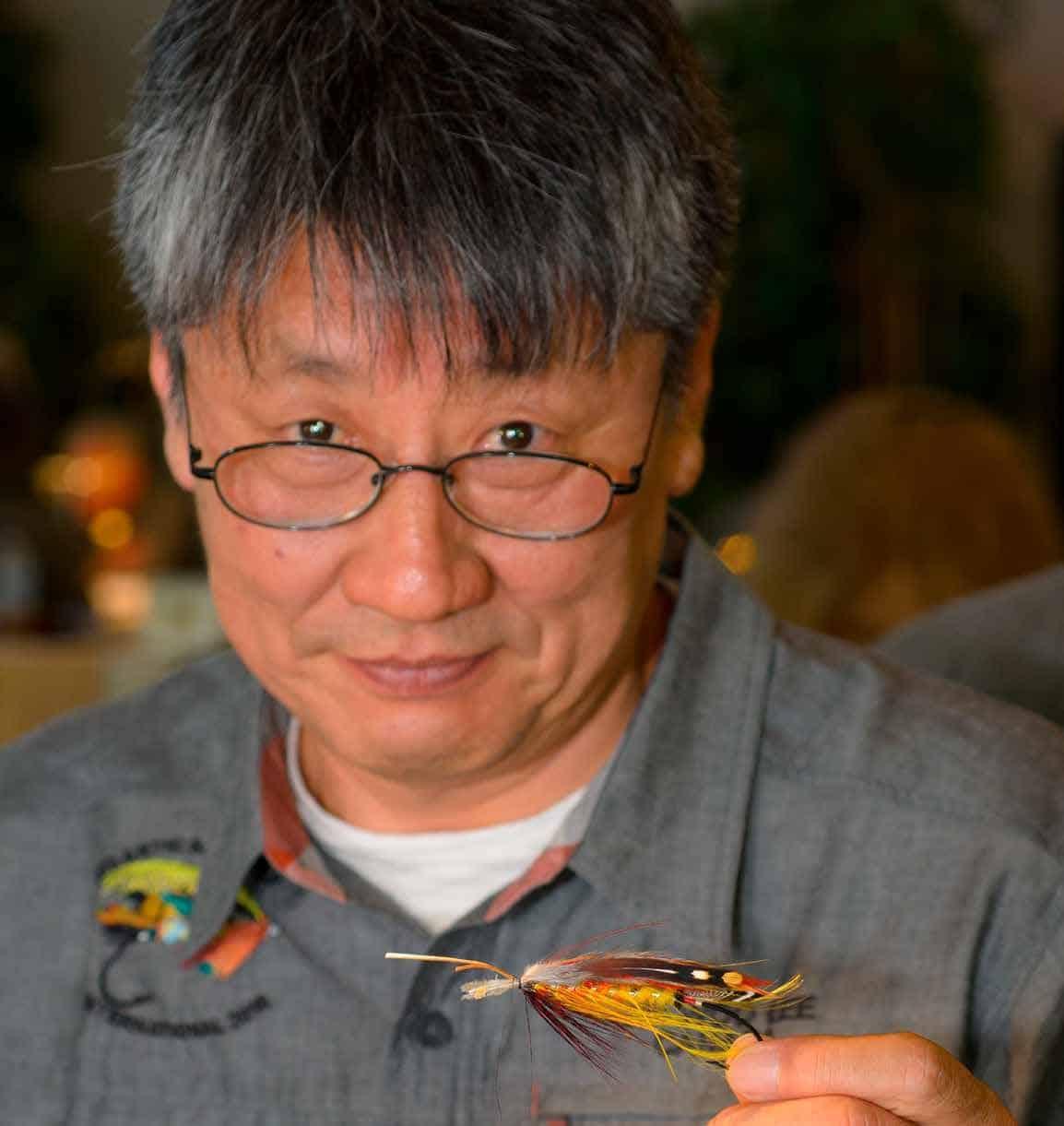 LEE, JIN WOO (Canada) L'un des maîtres du montage sans étau.
